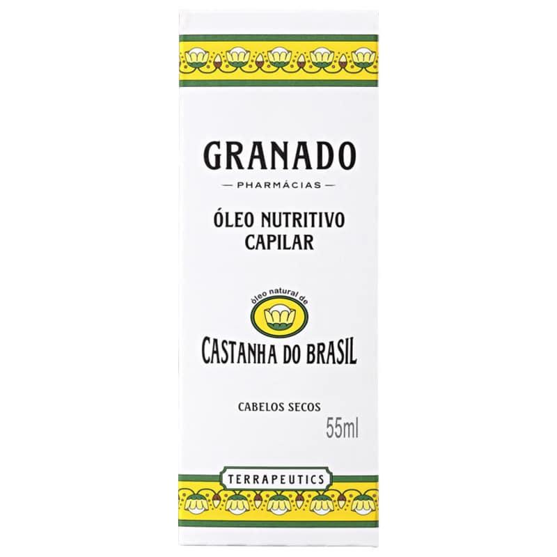 Granado Terrapeutics Castanha do Brasil - Óleo Capilar 55ml