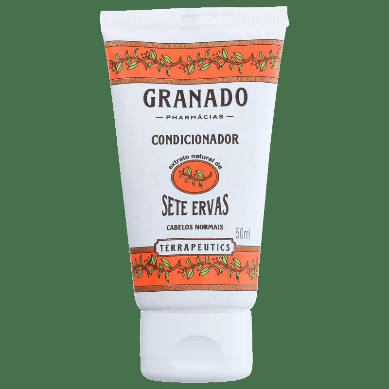 Granado Terrapeutics Sete Ervas - Condicionador 50ml