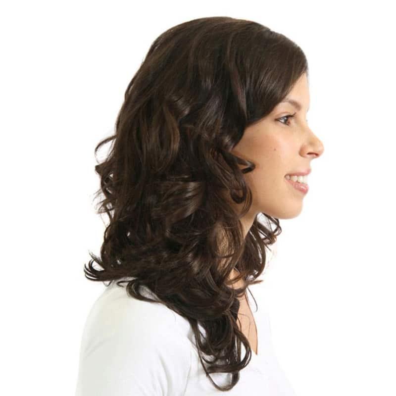 Hairdo Chocolate - Aplique Ondulado 45cm