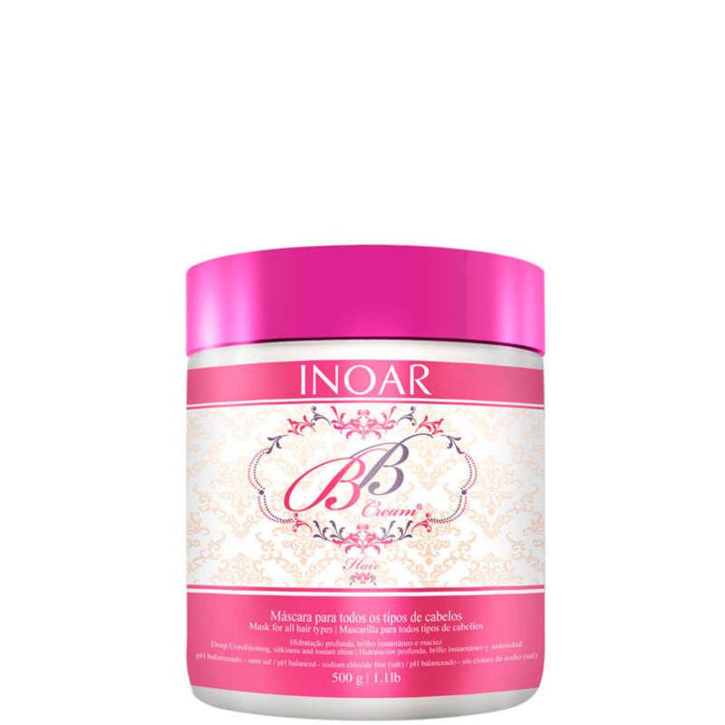 Inoar BB Cream Hair - Máscara Capilar 500g