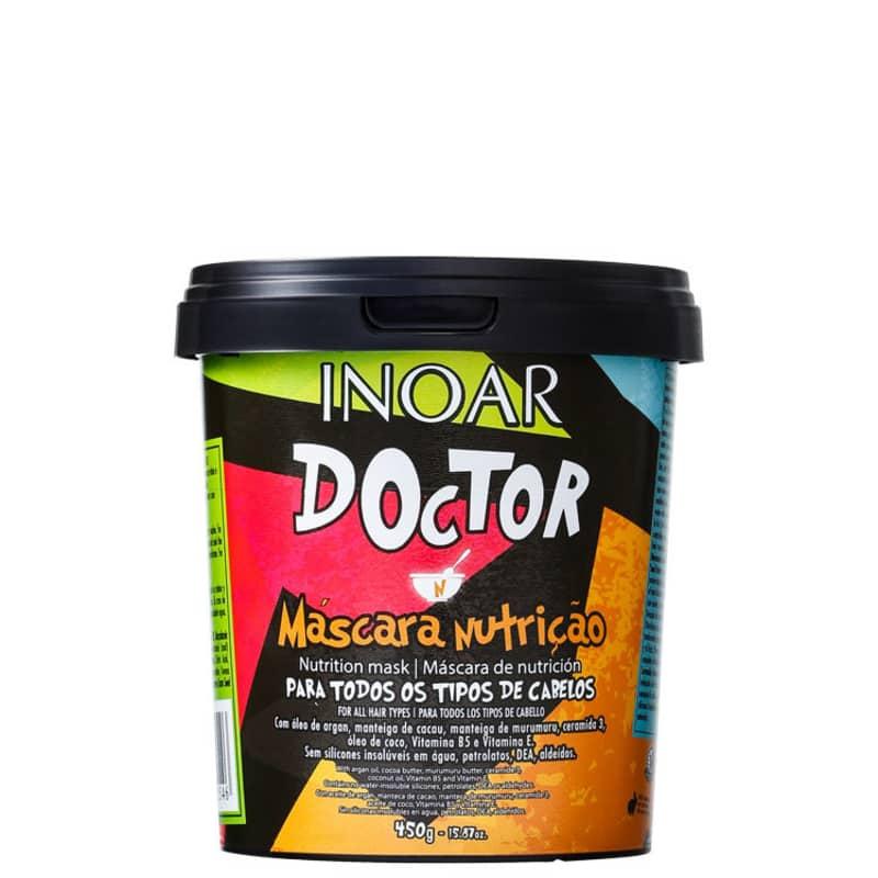 Inoar Doctor - Máscara de Nutrição 450g