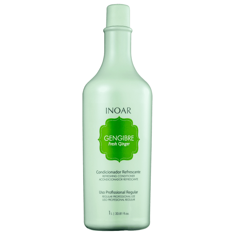 Inoar Gengibre Fresh Ginger - Condicionador 1000ml