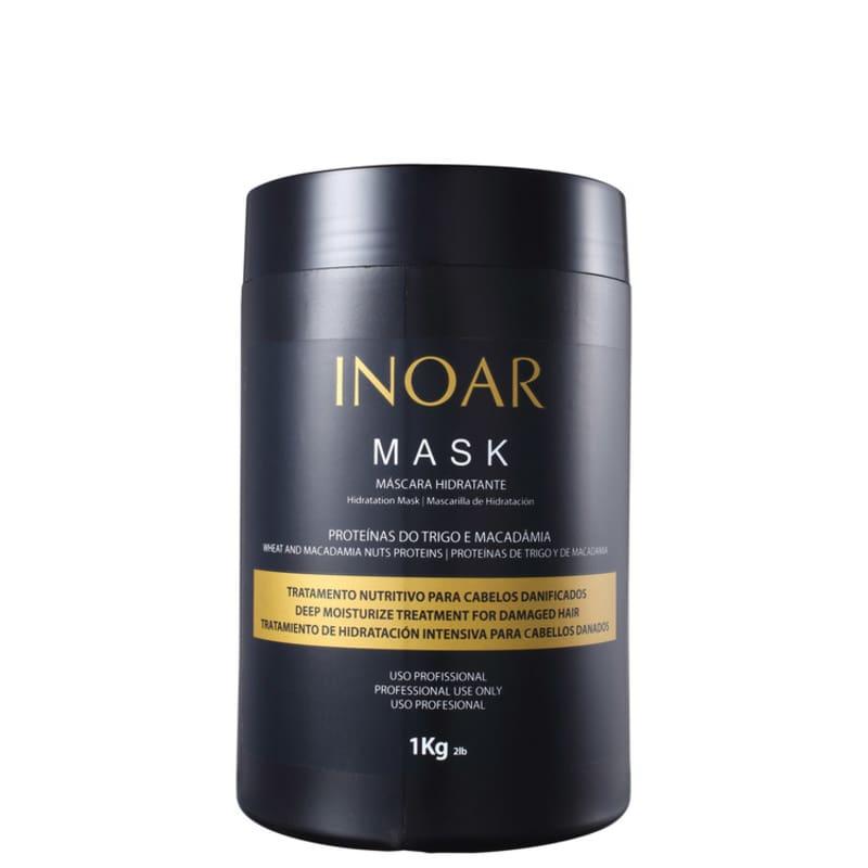 Inoar Mask - Máscara de Hidratação 1000g