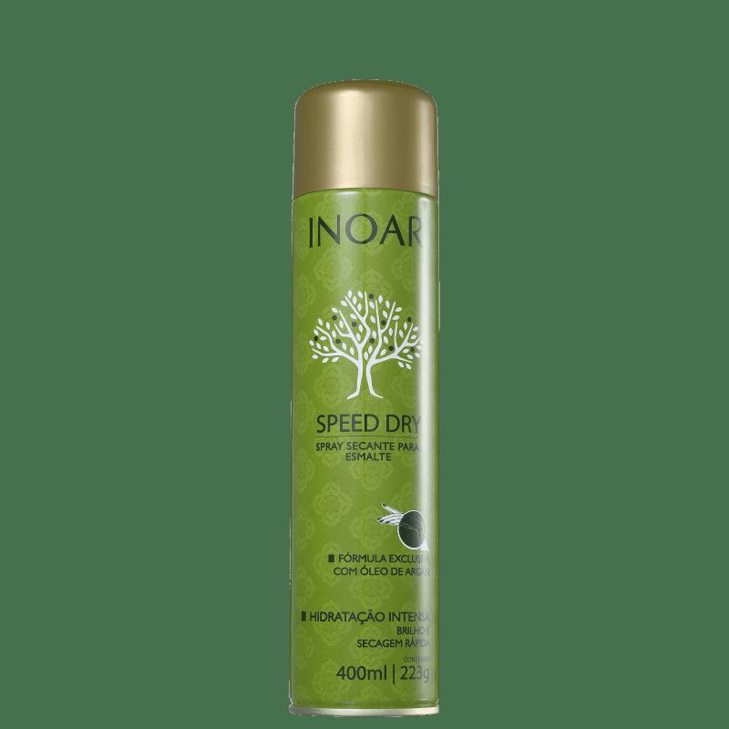 Inoar Speed Dry - Spray Secante para Esmalte 400ml