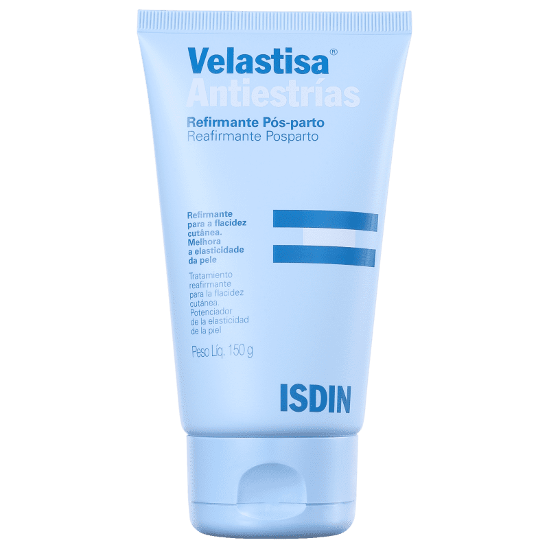 ISDIN Velastisa Firmador Pós-Parto - Creme para Estrias 150g