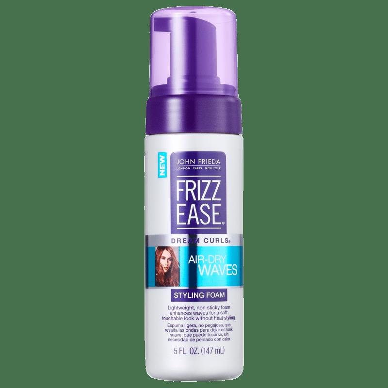 John Frieda Frizz-Ease Dream Curls Air-Dry Waves - Mousse 147ml
