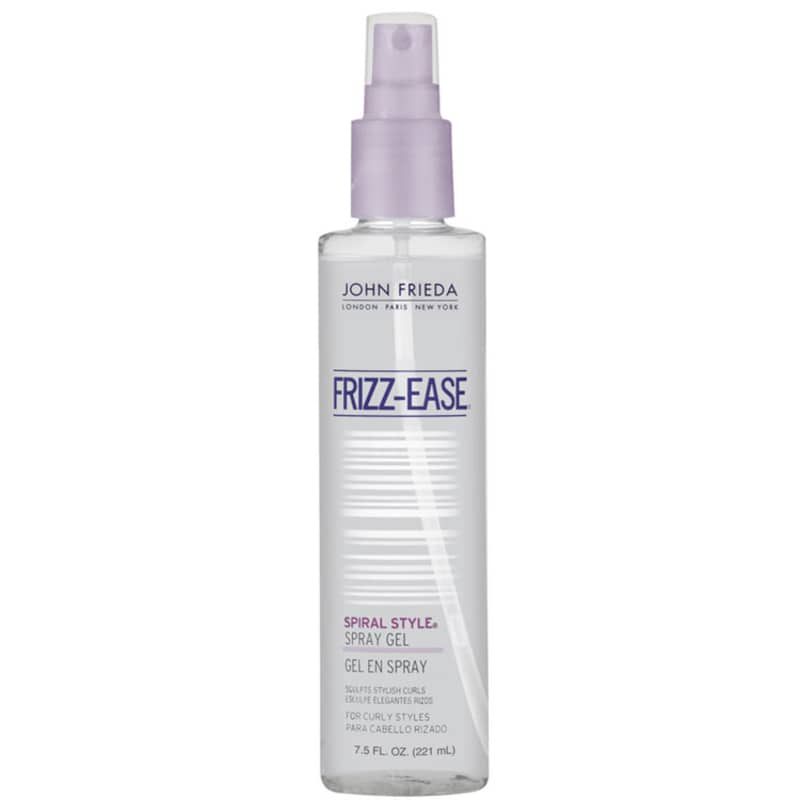 John Frieda Frizz-Ease Spiral Style Curl-Defining Spray Gel - Finalizador 220ml