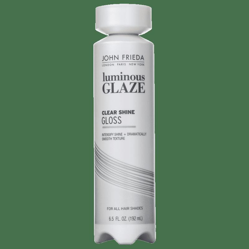 John Frieda Lumious Color Glaze Clear Shine - Tratamento Capilar 192ml