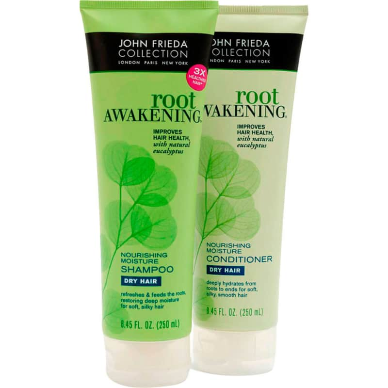 Kit John Frieda Root Awakening Nourishing Moisture Duo (2 Produtos)