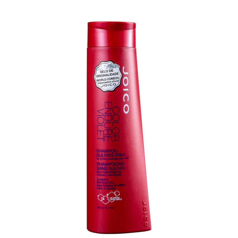Joico Color Endure Violet - Shampoo Desamarelador 300ml