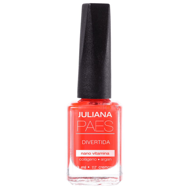 Juliana Paes Como Ela É Divertida 117 - Esmalte Cremoso 9ml