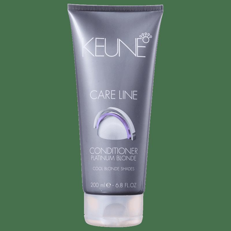 Keune Care Line Platinum Blonde Conditioner - Condicionador 200ml