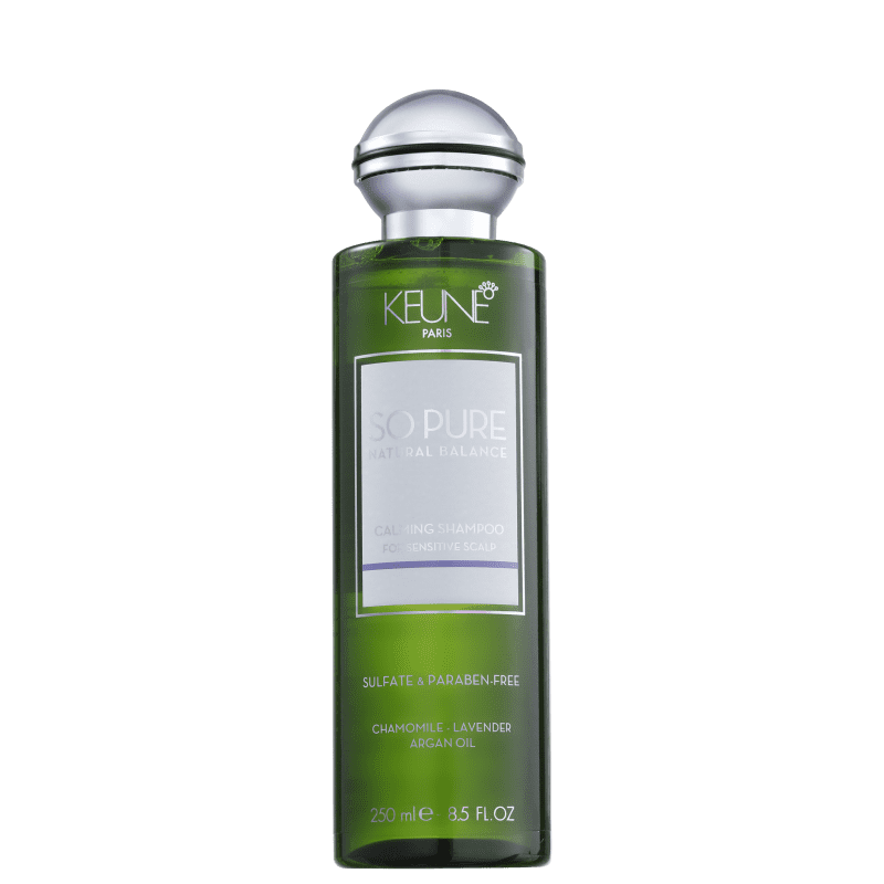 Keune So Pure Calming - Shampoo sem Sulfato 250ml