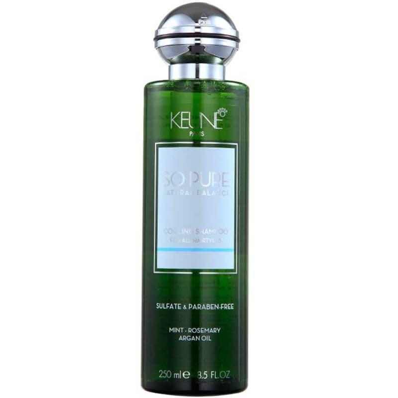 Keune So Pure Cooling - Shampoo sem Sulfato 250ml