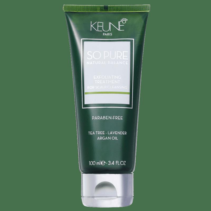 Keune So Pure - Tratamento Esfoliante 100ml