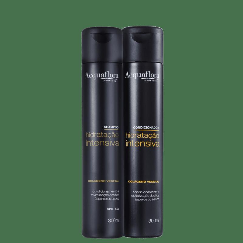 Kit Acquaflora Hidratação Intensiva Duo (2 Produtos)