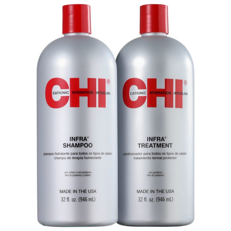 Kit CHI Infra Collection Infra Duo (2 Produtos)