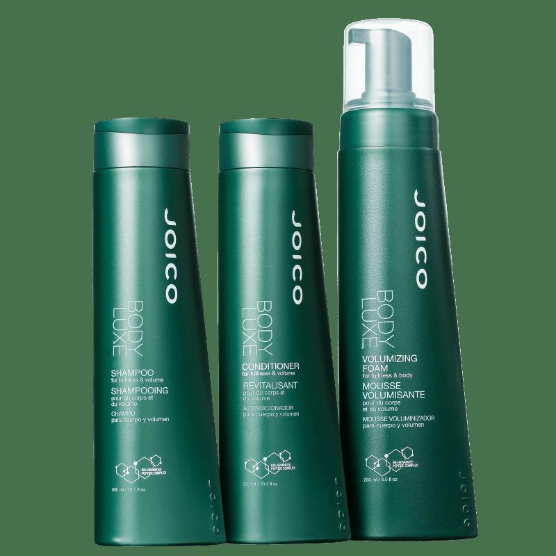 Kit Joico Body Luxe Foam (3 Produtos)