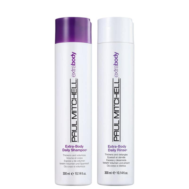 Kit Paul Mitchell Extra-Body Duo (2 Produtos)