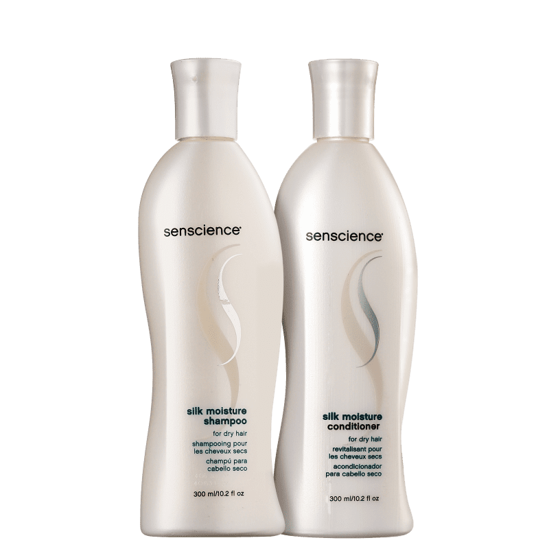 Kit Senscience Silk Moisture Duo (2 Produtos)