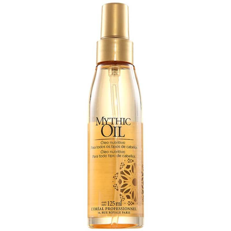 L'Oréal Professionnel Mythic Oil - Óleo Tratamento 125ml