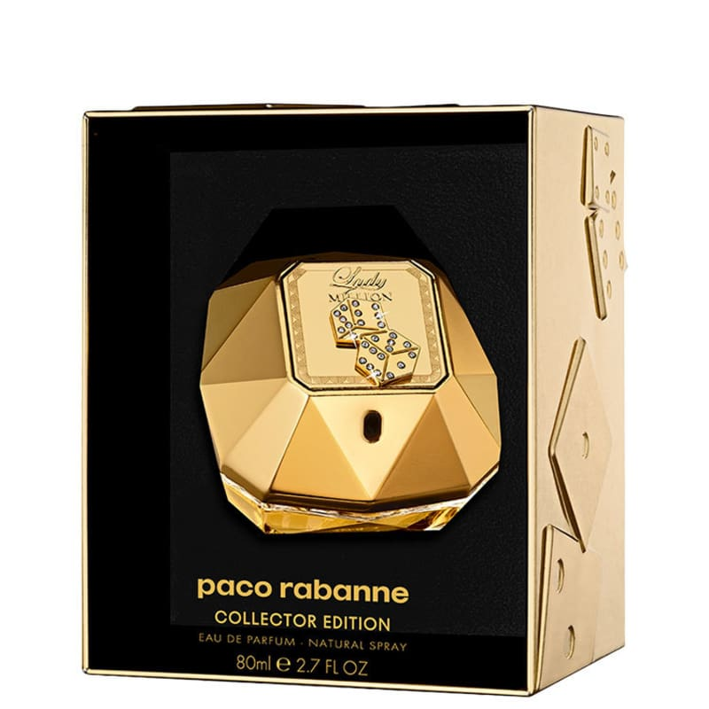 Lady Million Monopoly Collector Paco Rabanne Eau de Parfum - Perfume Feminino 80ml