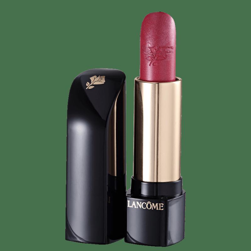 Lancôme L'Absolu Rouge 392 Prune Améthyste - Batom Cremoso 4,2g