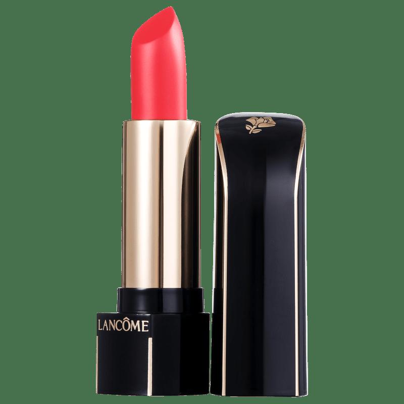 Lancôme L'Absolu Rouge Définition 187 Le Tangerine - Batom Matte 3,4g
