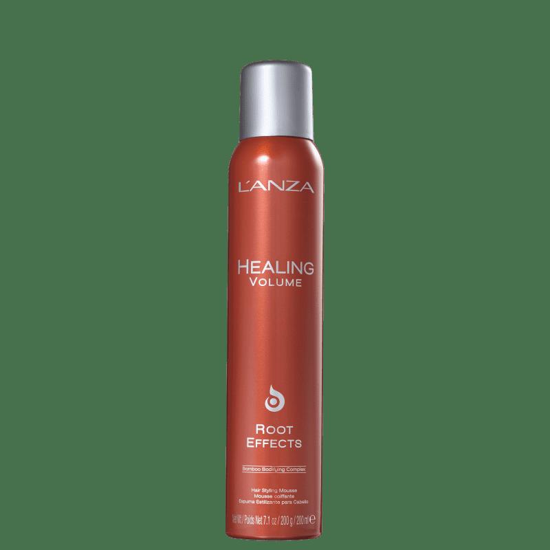 L'Anza Healing Volume Root Effects - Mousse Volumadora 200g