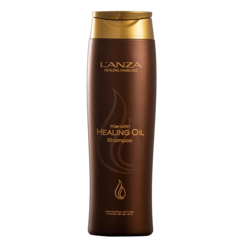 L'Anza Keratin Healing Oil - Shampoo sem Sal 300ml