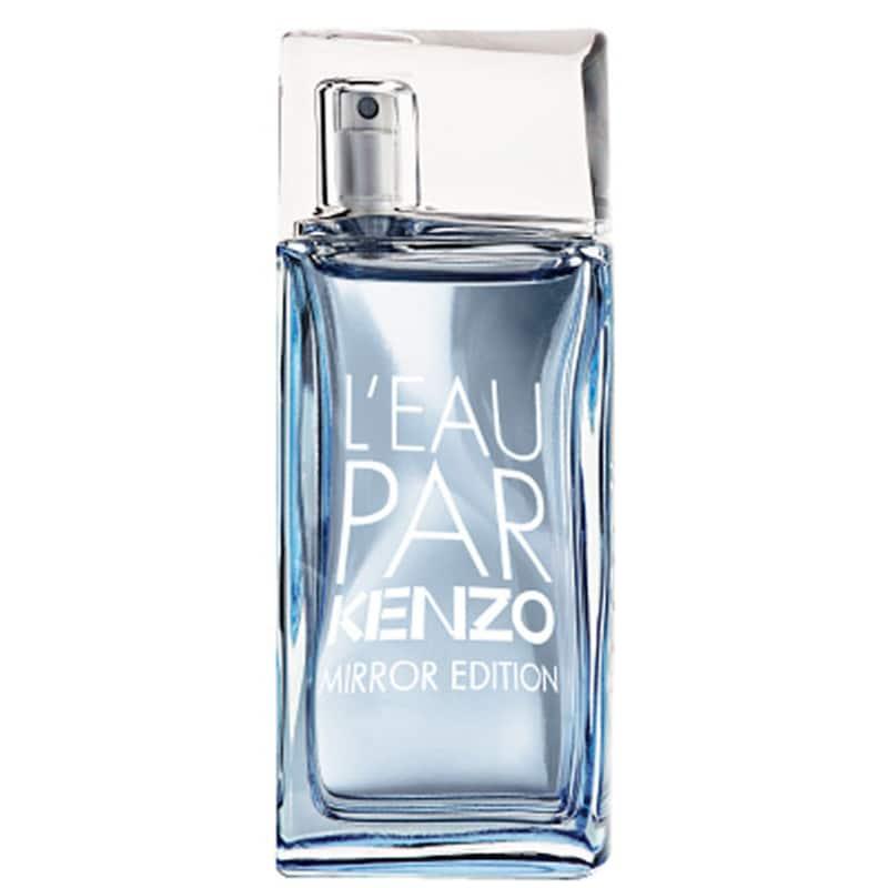 L'Eau Par Mirror Edition Pour Homme Kenzo Eau de Toilette - Perfume Masculino 50ml