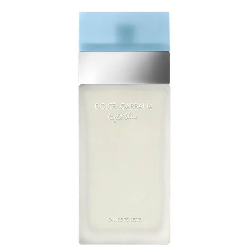 Light Blue Dolce & Gabbana Eau de Toilette - Perfume Feminino 100ml