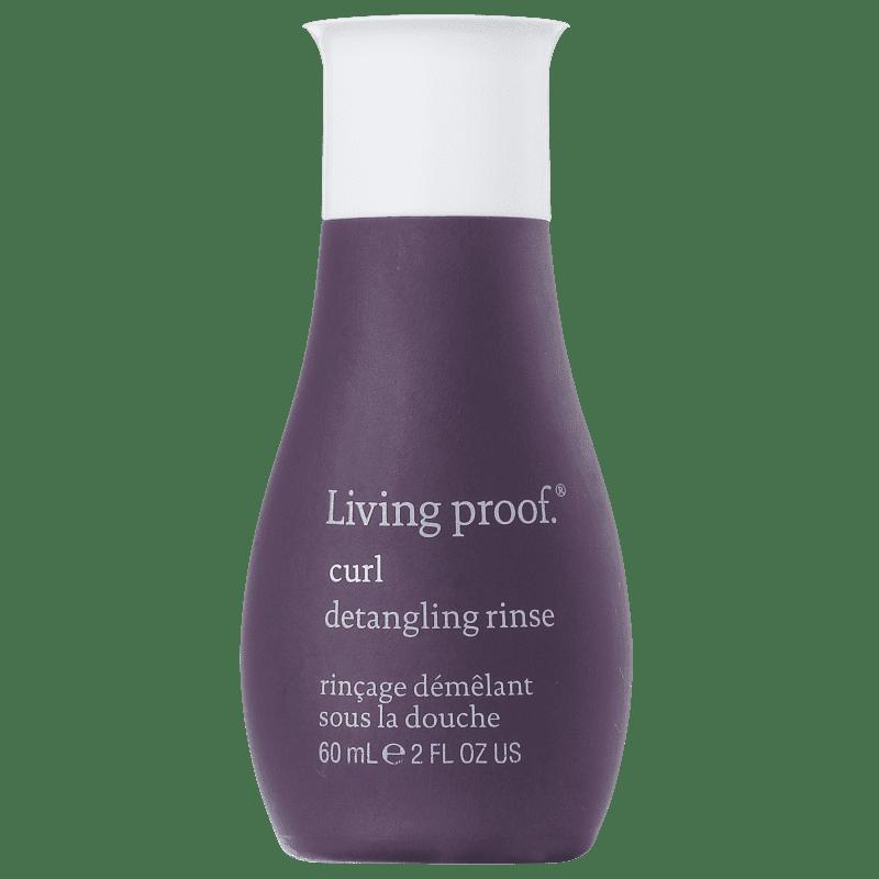 Living Proof Curl Detangling Rinse - Tratamento Capilar 60ml