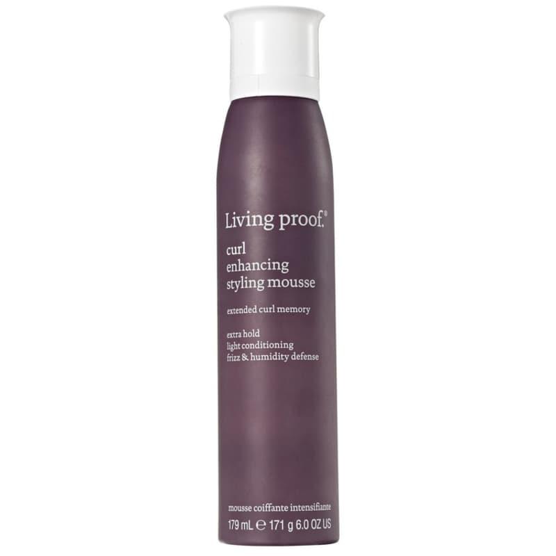 Living Proof Curl Enhancing Styling - Mousse Modeladora 179ml