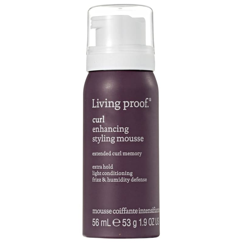 Living Proof Curl Enhancing Styling - Mousse Modeladora 53ml