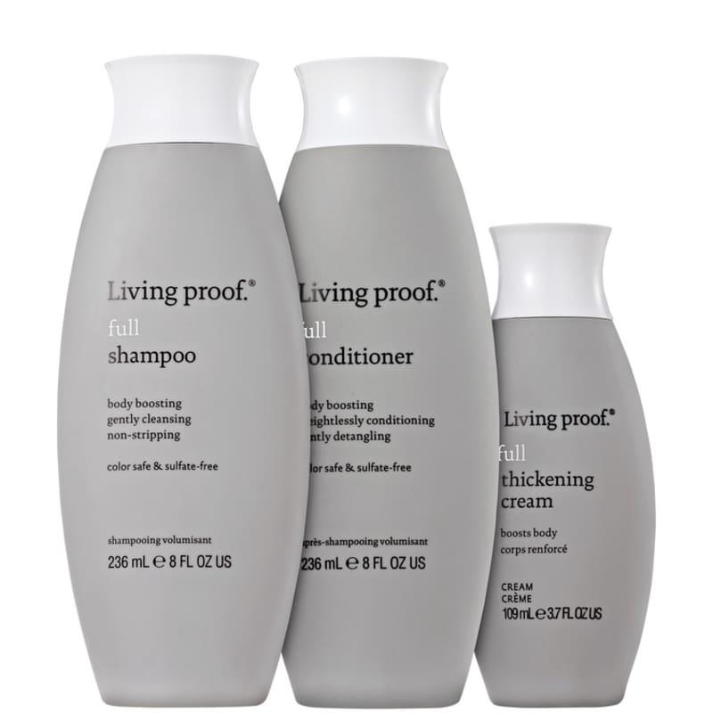 Kit Living Proof Full Cream (3 Produtos)