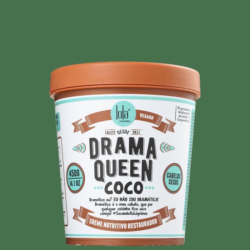Lola Cosmetics Drama Queen Coco - Máscara Capilar 450g