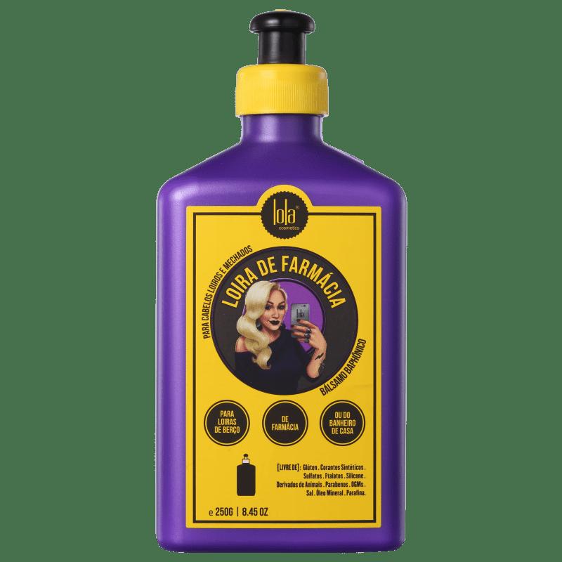 Lola Cosmetics Loira de Farmácia Baphônico - Bálsamo 250g