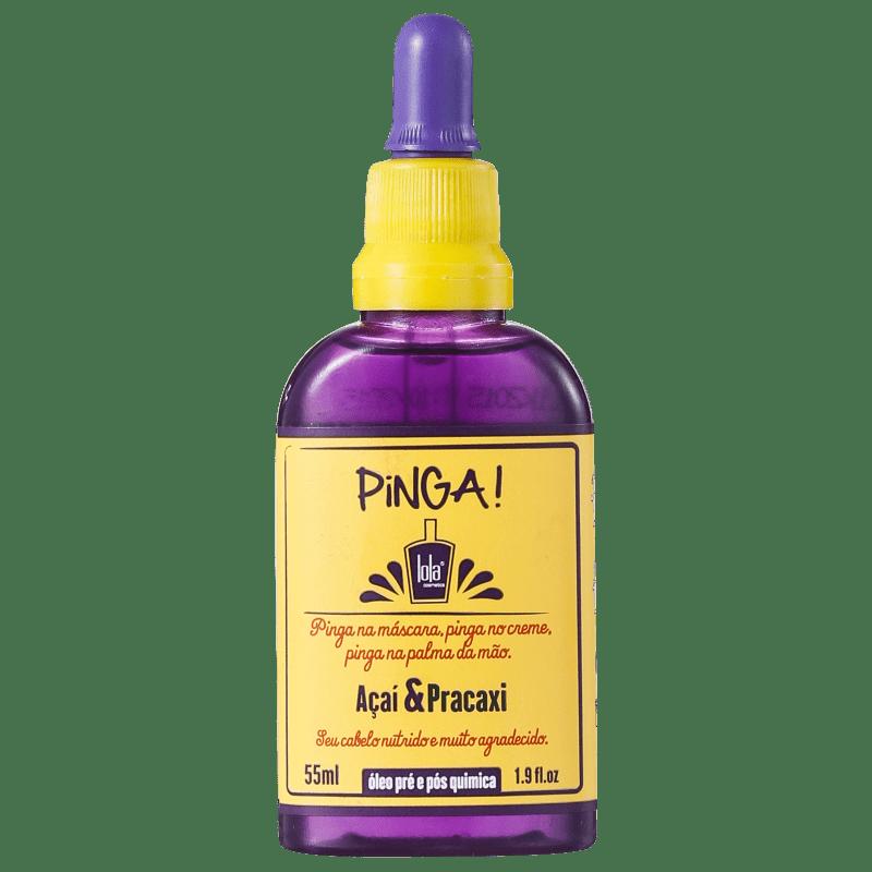 Lola Cosmetics Pinga! Açaí & Pracaxi - Óleo Capilar 55ml