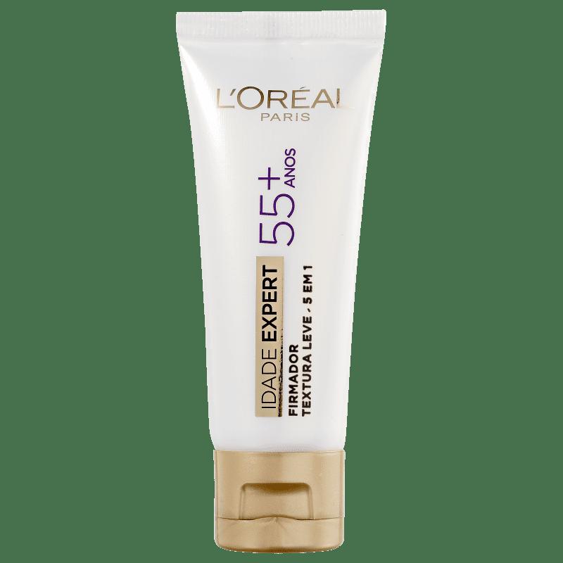 L'Oréal Paris Idade Expert 55+ Anos - Creme para Rugas e Anti-Idade 40ml