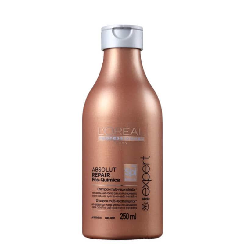 L'Oréal Professionnel Absolut Repair Pós-Química Multireconstrutor - Shampoo 250ml