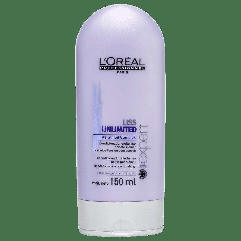 L'Oréal Professionnel Expert Liss Unlimited - Condicionador 150ml