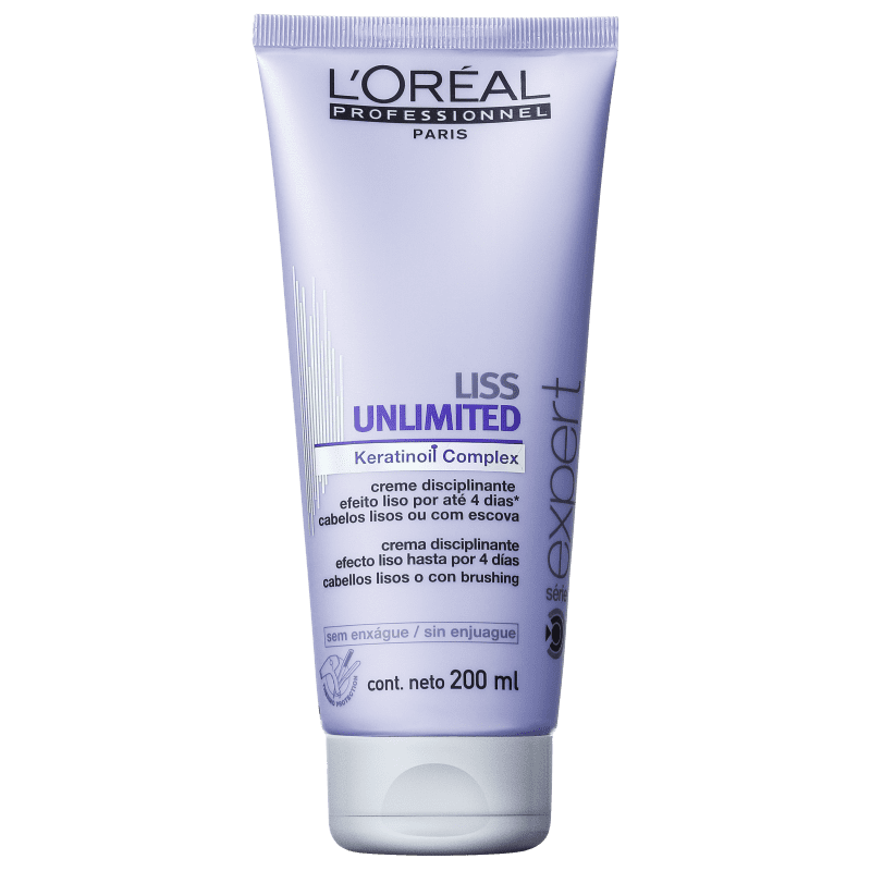 L'Oréal Professionnel Expert Liss Unlimited - Creme Alisador 200ml