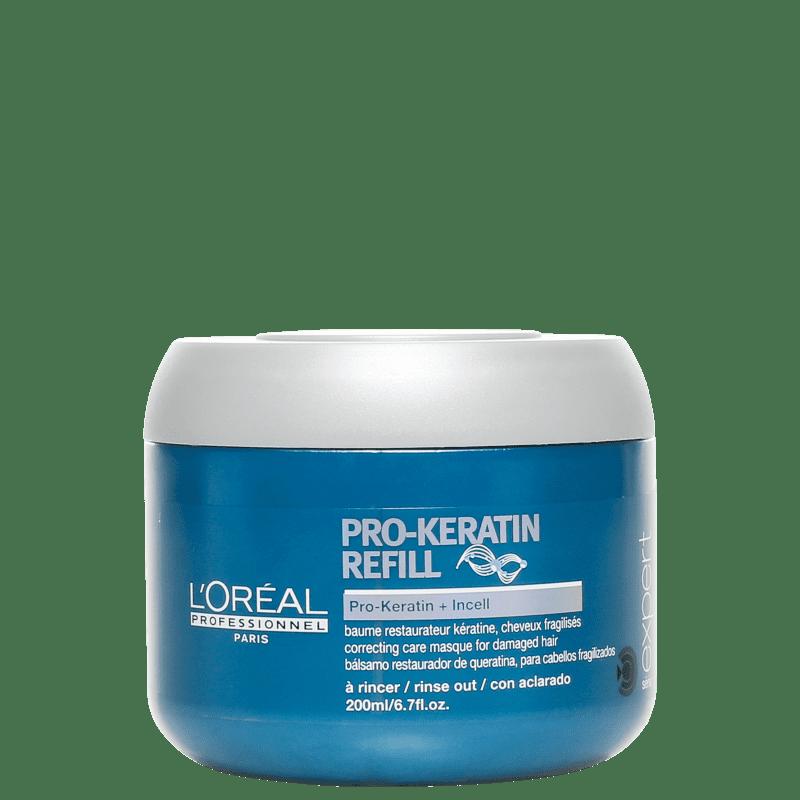 L'Oréal Professionnel Expert Pro-Keratin Refill - Máscara de Reconstrução 200g
