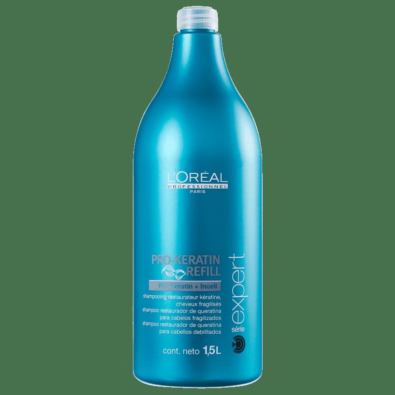 L'Oréal Professionnel Expert Pro-Keratin Refill - Shampoo 1500ml