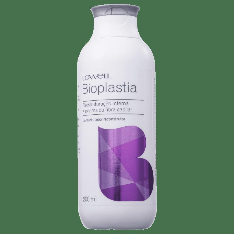 Lowell Bioplastia Capilar - Condicionador 200ml