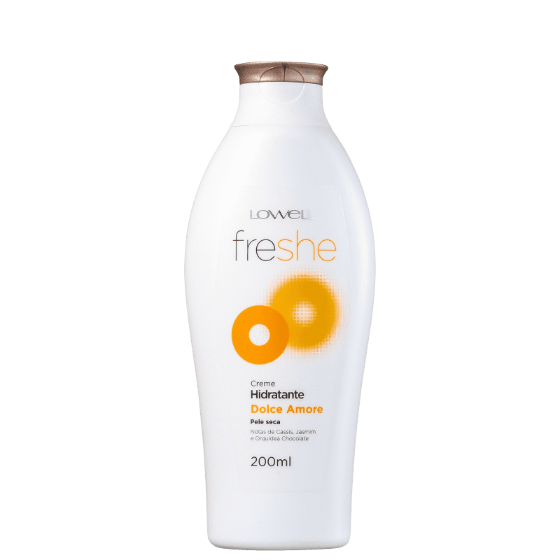 Lowell Freshe Dolce Amore - Creme Hidratante 200ml