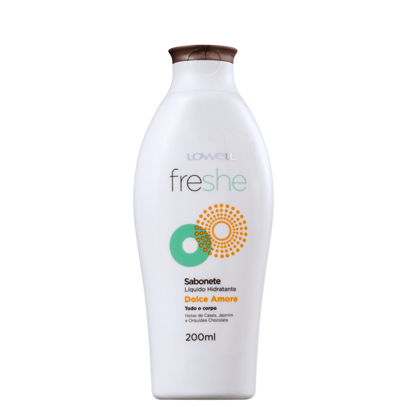 Lowell Freshe Dolce Amore - Sabonete Líquido 200ml