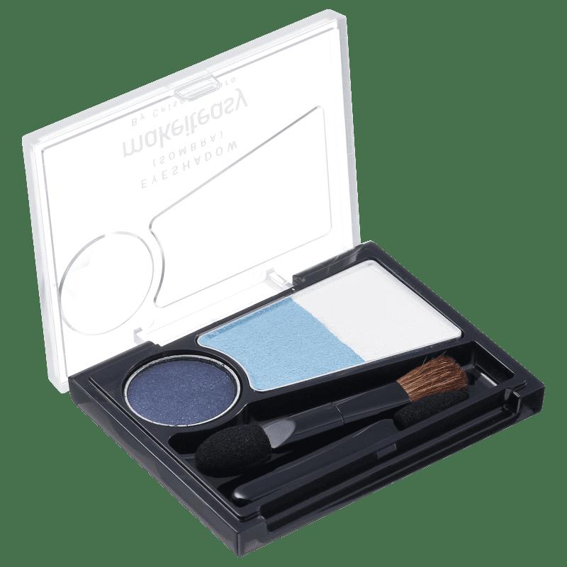 Make It Easy by Celso Kamura Eyeshadow Ocean - Paleta de Sombras 4g