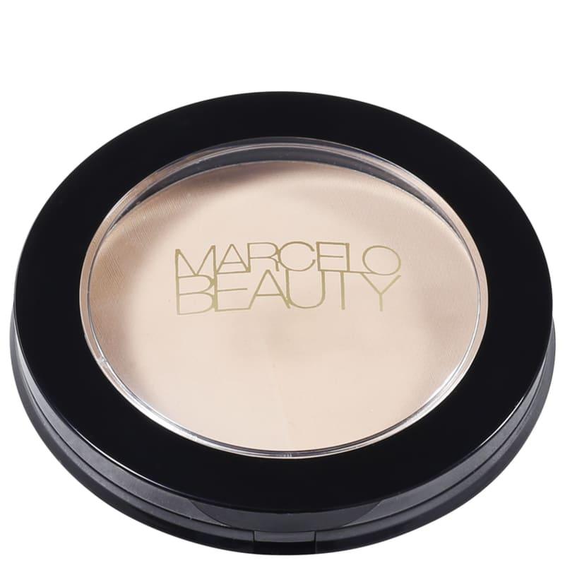 Marcelo Beauty Bege Médio - Pó Compacto Matte 9g